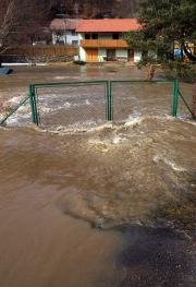 Dégats des eaux à la Réunion