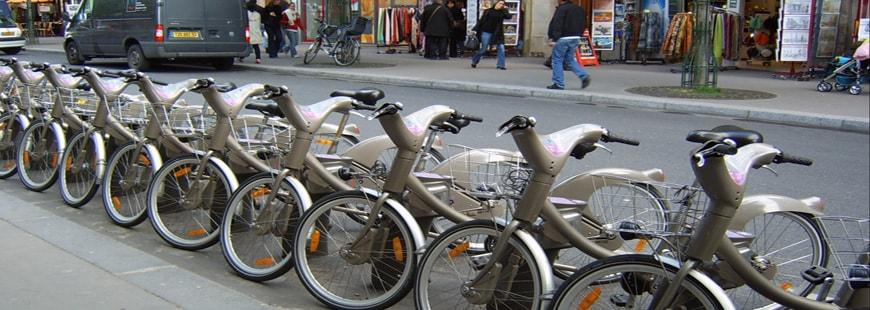 La mairie de Paris vient de présenter les Vélib 2