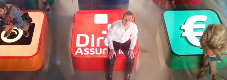 Un « nouveau territoire publicitaire » pour Direct Assurance