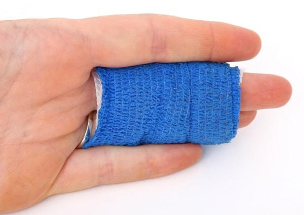 doigts-bandage