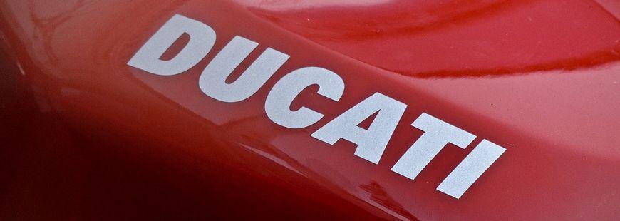 Ducati développe un système anti-collision pour éviter les accidents