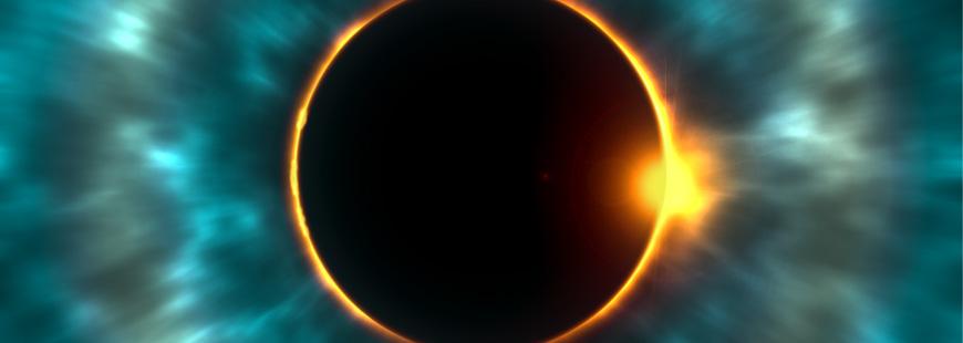 pour regarder l'éclipse solaire, des américains se sont mis de la crème solaire dans les yeux