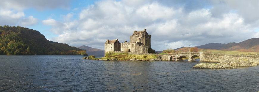 Devenez baby-sitter dans une charmante demeure hantée écossaise