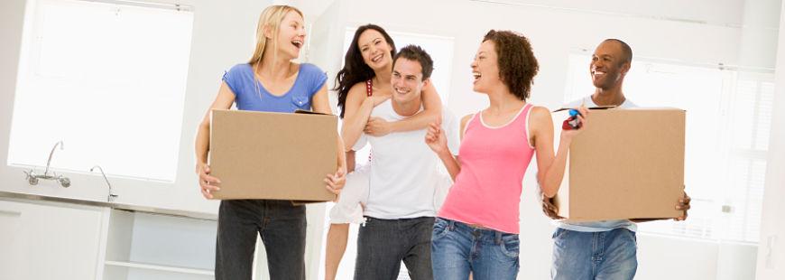 Les jeunes sont peu nombreux à avoir leur propre habitation