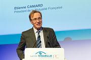 Etienne Caniard quitte la présidence de la Mutualité française après 6 ans de mandat