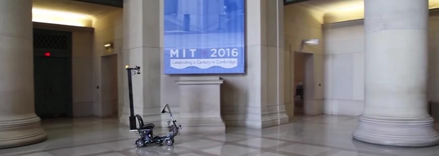 Des fauteuils roulants autonomes en plus des automobiles