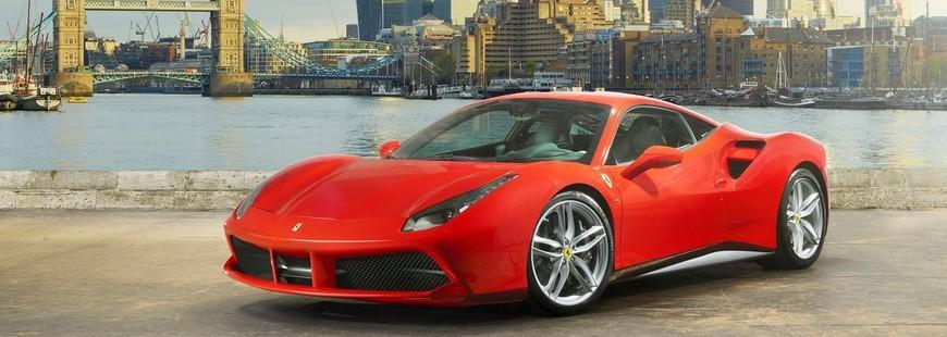 Le rouge est la couleur préférée des acheteurs de Ferrari