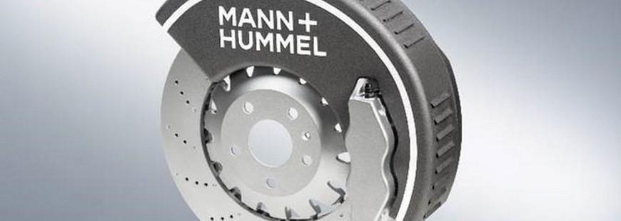 Mann+Hummel et le filtre à particules pour freins