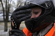 Ces gants moto ne sont pas homologués !
