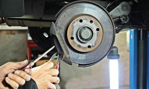 Faites contrôler vos freins par un garagiste