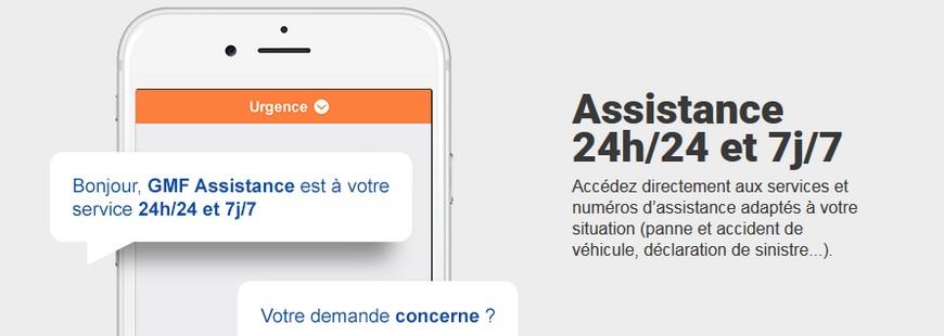 Le nouvel espace sociétaire sur mobile de la GMF est disponible !
