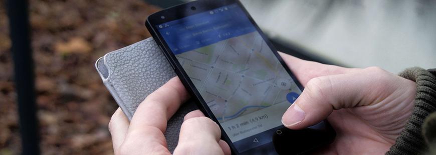 Il est désormais possible de réserver un covoiturage depuis Google Maps