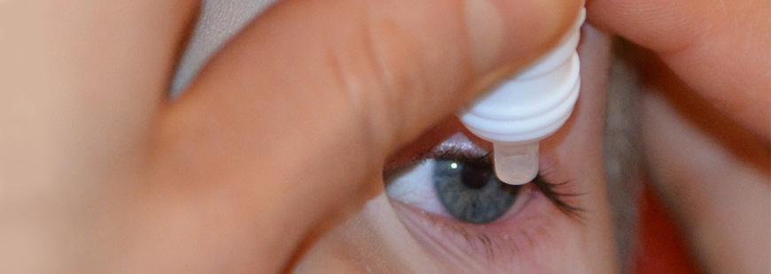 De simples gouttes dans les yeux pourraient guérir de la myopie