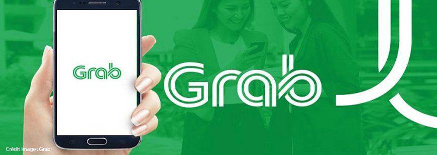 Grab est le leader sur le marché du VTC dans de nombreux pays d'Asie du Sud-Est
