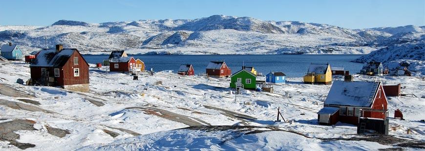 pas de risque de santé particulier au Groenland