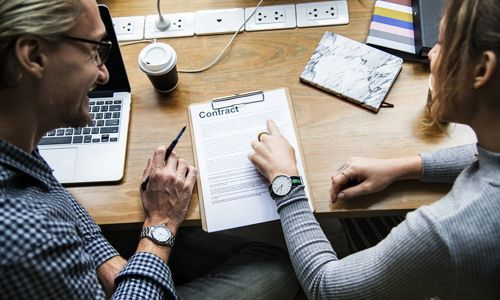 A l'entrée dans une entreprise, la mutuelle collective est souvent obligatoire