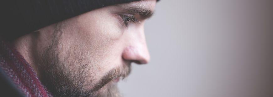 Les hommes (trop) virils plus sujets à la dépression ?