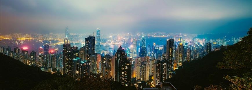 pas de vaccins obligatoires en vue d'un voyage à Hong-Kong