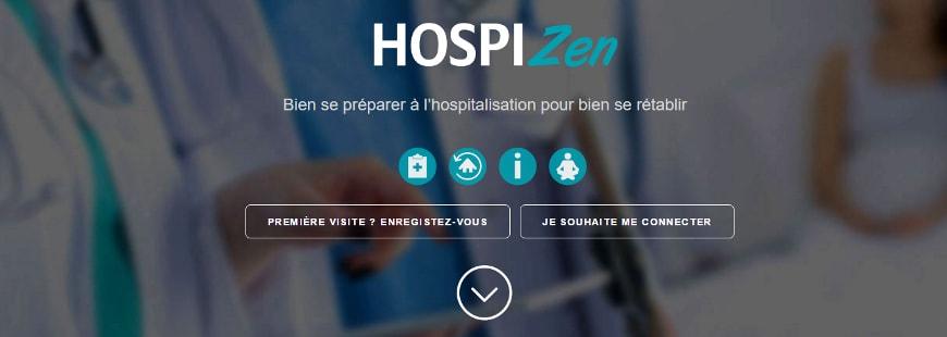 Avec HospiZen, Mondial Assistance propose un accompagnement en cas d'hospitalisation