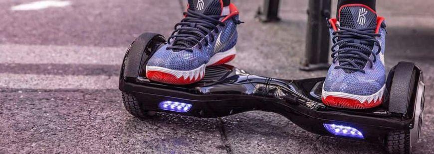 L'hoverboard est considéré comme un nouveau véhicule électrique individuel