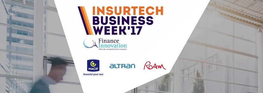 Insurtech Business Week '17 : une semaine dédiée à l'innovation