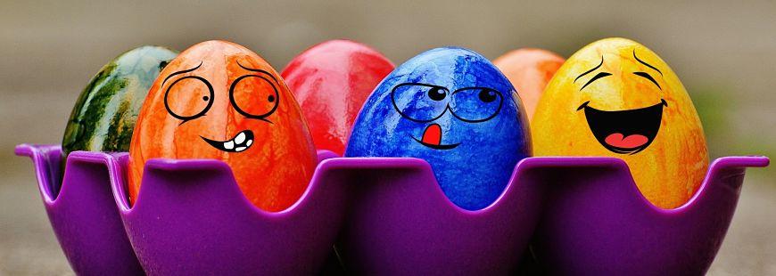 Quelle cachette préférez-vous pour les oeufs de Pâques ?
