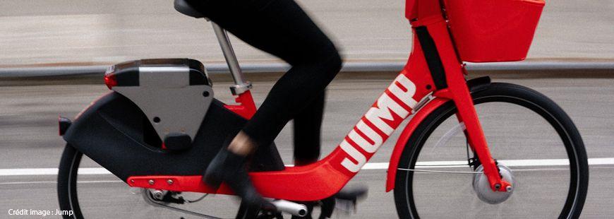 JUMP Bikes déployé dans les rues de Berlin dès cet été