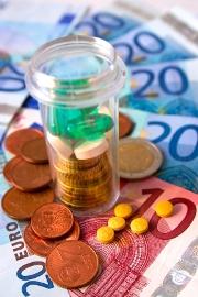L'argent et les médicaments