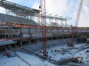 Le Matmut Stadium livré dans les temps ?