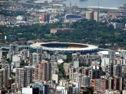 La rénovation du stade Maracana en suspens