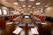 Table de négociations pour les dépassements