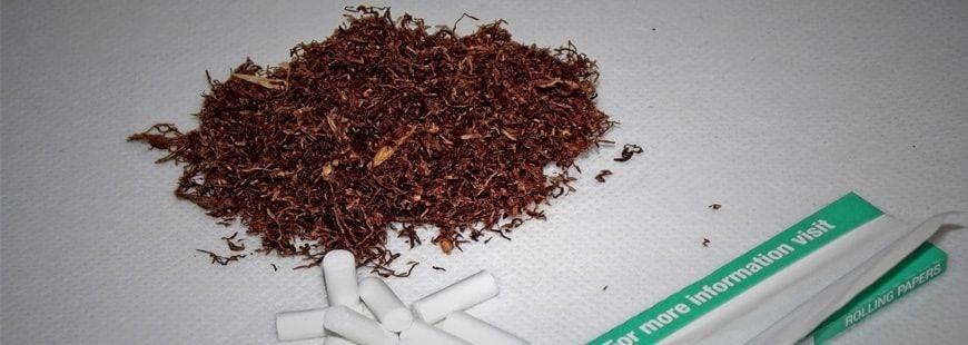 Les ventes de tabac à rouler ont chuté de 5,66 % en 2017