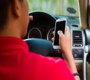 Bannissez le téléphone au volant