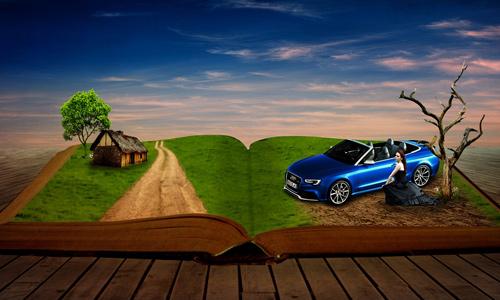 Offrez un livre sur l'automobile à Noël!