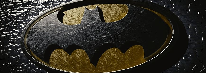 Batman vend sa moto !