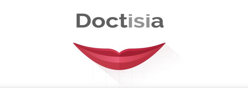 Doctisia, l'appli qui permet (notamment) de créer un carnet de santé numérique