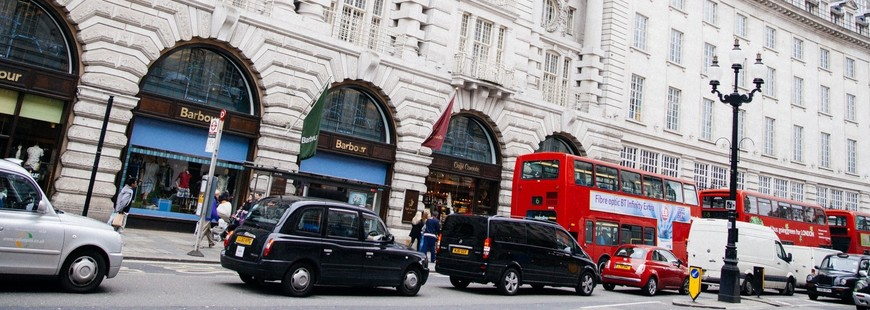 londres-rues-ville-taxi