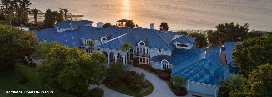 Le manoir en Floride de Shaquille O'Neal est à vendre pour 28 millions de dollars