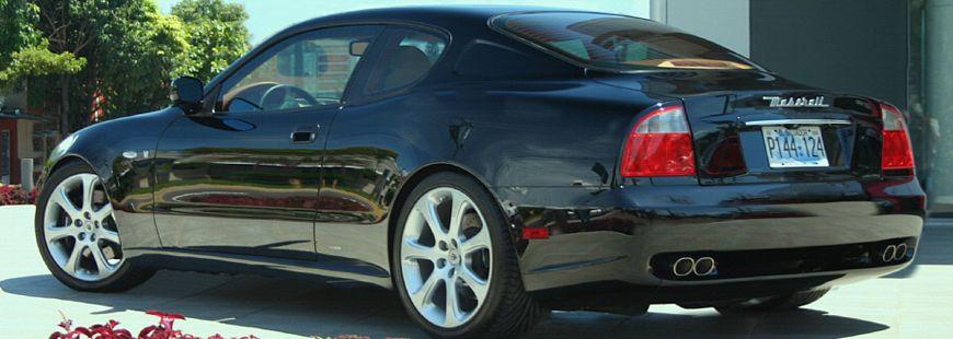 Maserati-Coupe