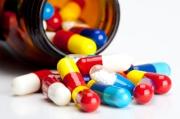 Vente de médicaments en recul