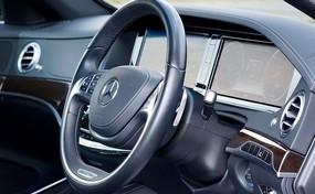 mercedes-volant-voiture