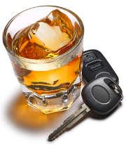 verre-alcool-clés-voiture