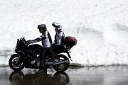 Dans l'Isère, une formation au pilotage pour les deux-roues