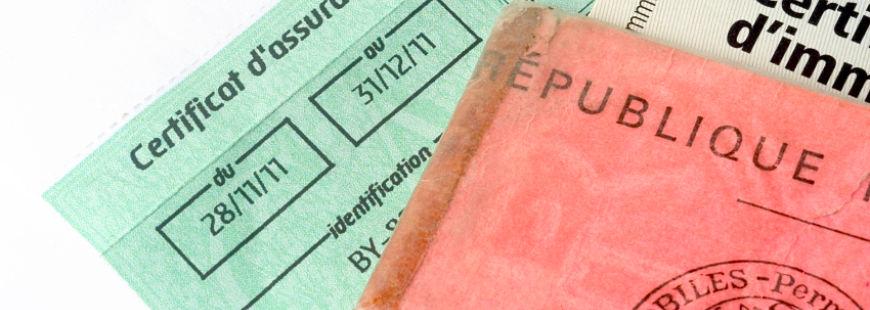 Pour être titulaire de la carte grise il faut avoir le permis de conduire