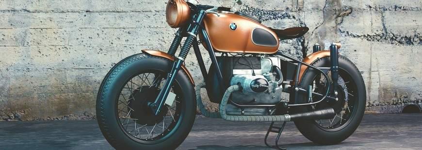 Des deux-roues motorisés de collection au Salon Moto Légende 2017