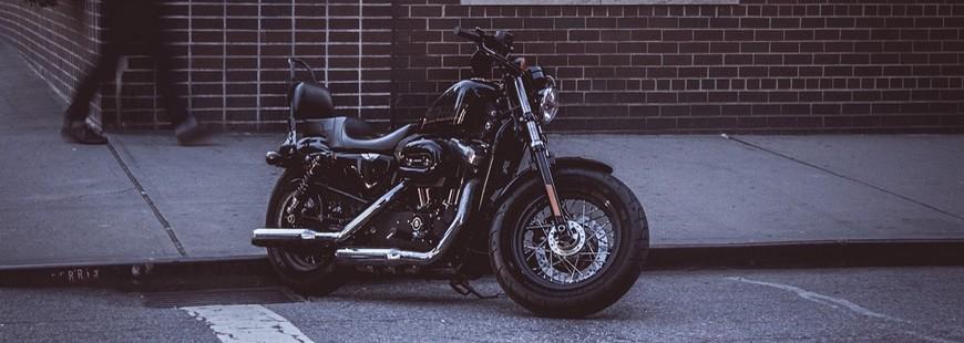 Plusieurs Harley compatibles avec le permis A2
