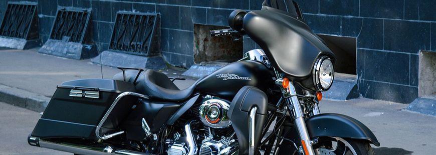 A la fin du stage, les stagiaires pourront repartir avec leur moto Harley-Davidson
