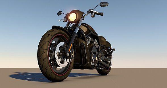 moto-noire-harley