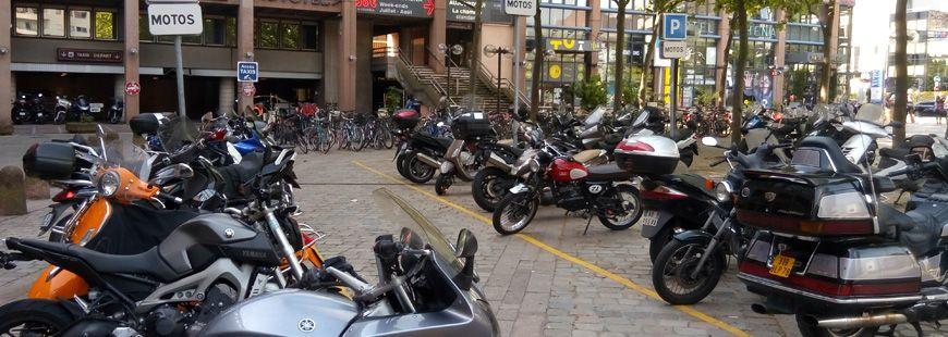 En 2017, 162 828 motos ont été immatriculées en France