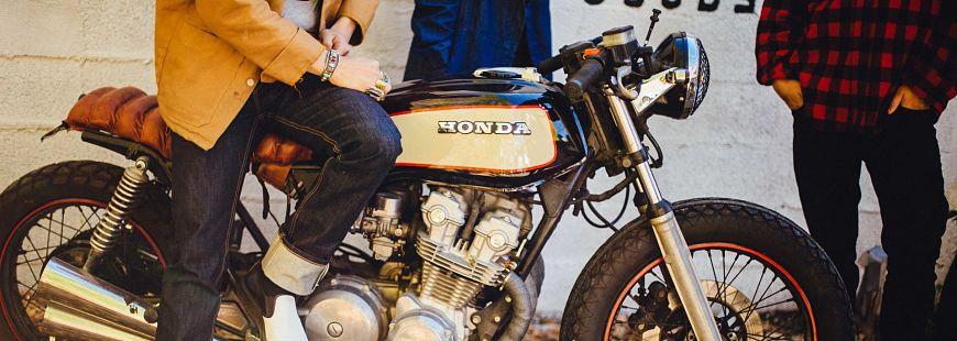 De plus en plus de motards personnalisent leur moto en suivant une mode